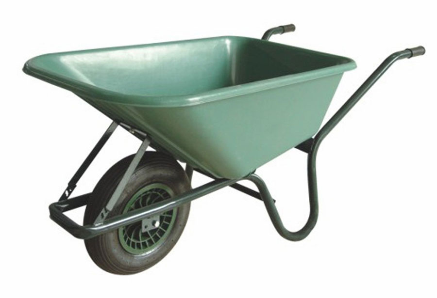 100kg wheelbarrow wheel barrow china wheelbarrow manufacturer for Carretilla de mano